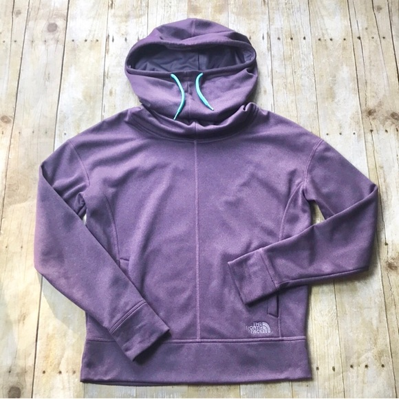 The North Face Tops - The North Face Cowl Hoodie T0096